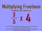 Multiply Fractions PPT: Unit and Non-Unit Fractions