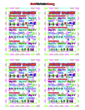 Multiply Fractions Poster (by a Fraction, Whole Number, & Mixed Numbers)