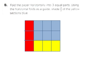 Multiply Fractions Using Models for Visual Learners