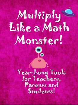 Multiplication Activities and Worksheets for the Whole Sch
