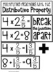 Multiply Mixed Numbers by Whole Numbers Using the Distributive Property