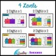 Multiply Multi-Digit Numbers Area Model & Partial Products for Google Classroom