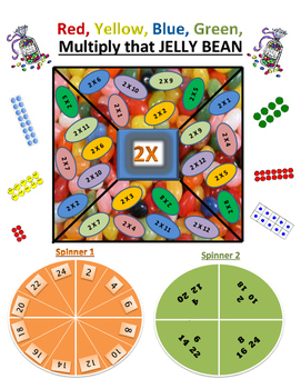 Multiply That Jelly Bean