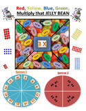 Multiply That Jelly Bean (3X Tables)