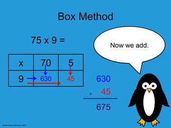 Multiply Two Digits by One Digit PowerPoint