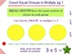Multiply Using Equal Groups - A Common Core Interactive Mimio Lesson!!!