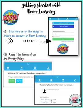 Multiply Whole Numbers {Boom Learning Digital Task Cards}
