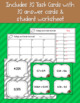 Multiply and Divide Decimals Football Task Cards with Spinner Game