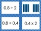 Multiply and Divide by Decimals Centers Matching Activity