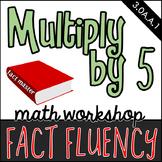 Multiply by 5 - Math Workshop Kit