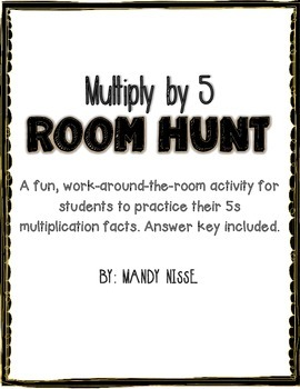 Multiply by 5 Room Search