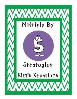 Multiply by 5 Strategies