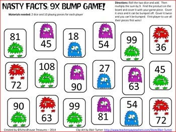 Multiply by 9 Bump!