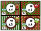 Multiply by Multiples of 10 Christmas Scoot