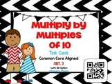 Multiply by Multiples of 10 QR