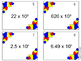 Multiply by Powers of Ten Task Cards