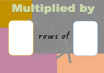 Multiply game