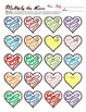 """Multiply the Love"" Multiplying Decimals Worksheet"