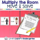 Multiplication Around the Room: Martin Luther King Jr. Task Cards