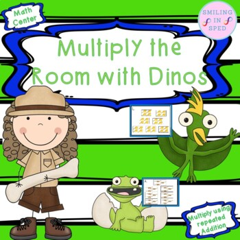 Multiply the Room- Math Center