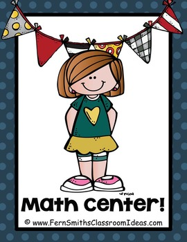 Multiplication with 2 and 4 A Quick and Easy to Prep Center Game
