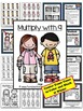 Multiplication with 9 Center Games and Printables
