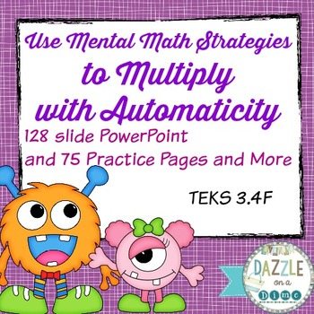 Multiply with Automaticity