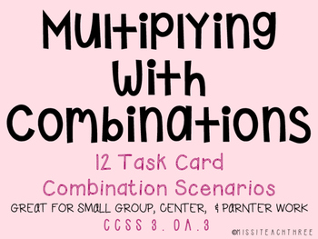 Multiply with Combinations!