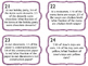 Multiply with Fractions Word Problem Task Cards