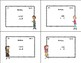Multiplying 1 Digit by 3-4 Digits -Grade 4- 40 Math Task Cards-Tweens