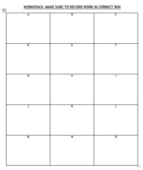 Multiplying 1-Digit by 4-Digit Numbers Memory Match Game