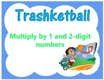 Multiplying 1 and 2- digit numbers