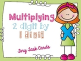 Multiplying 2 Digit by 1 Digit
