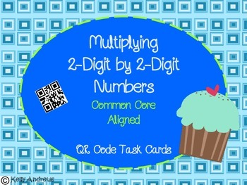 Multiplying 2-Digit by 2-Digit Numbers