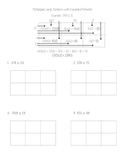 Multiplying 3 Digit Numbers by 2 Digit Numbers Using Expan