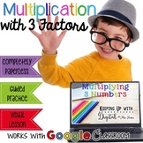 Multiplying 3 Numbers - Interactive Resource for the Googl