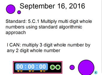 Multiplying 3 digit by 2 digit factors