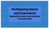 Multiplying Bases and Exponents