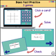 Multiplying Basic Facts Review Game