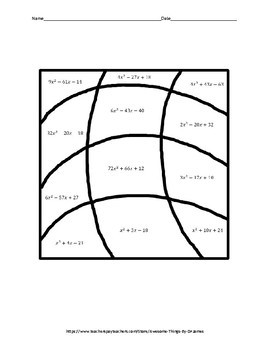 Multiplying Binomials Zen Math