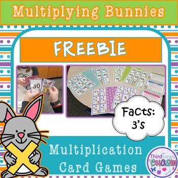 Multiplying Bunnies Freebie