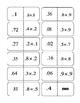 Multiplying Decimal Dominos (1 decimal place)
