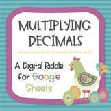 Multiplying Decimals: A Riddle for Google Sheets