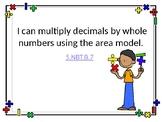 Multiplying Decimals PowerPoint