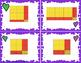 Multiplying Decimals Area Models Matching TEKS 5.3D