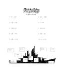 Multiplying Decimals Battleship