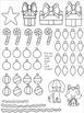 Multiplying Decimals Christmas Tree Glyph Craftivity