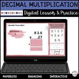Multiplying Decimals   Digital