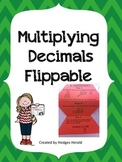 Multiplying Decimals Flippable
