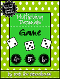 Multiplying Decimals Game